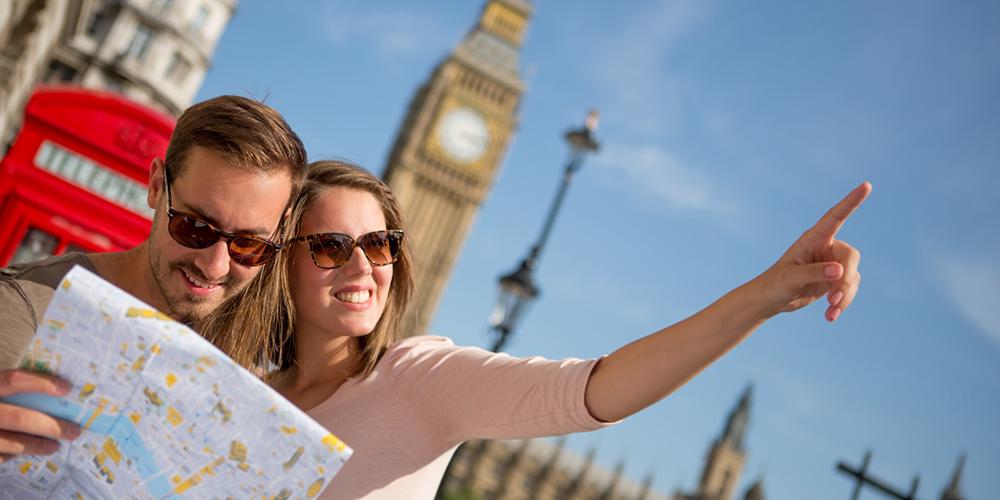 Slide-Dla podróżujących: użytkowy angielski i hiszpański