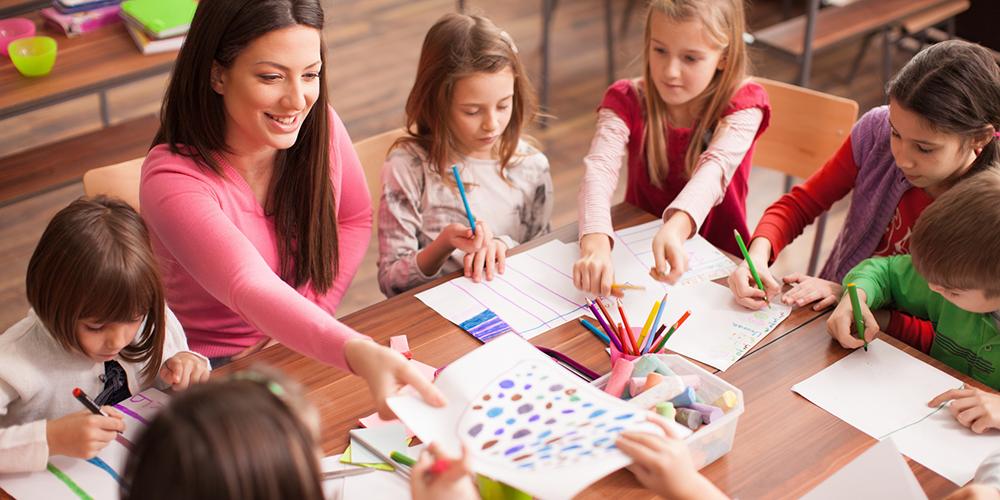Slide-Kreatywny angielski dla dzieci